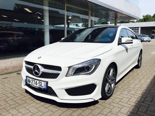 Mercedes-Benz CLA 180 Shooting Brake AMG – 2016 – 12 330 km