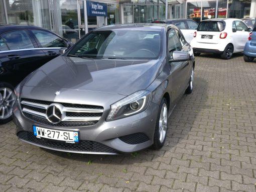 Mercedes-Benz Classe A 180 – 2014 – 47 574 km