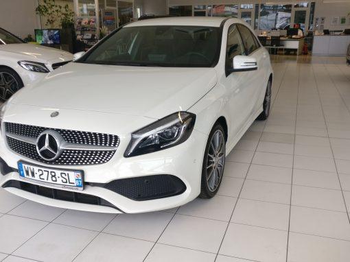 Mercedes-Benz Classe A 200D AMG – 2015 – 15 361 km